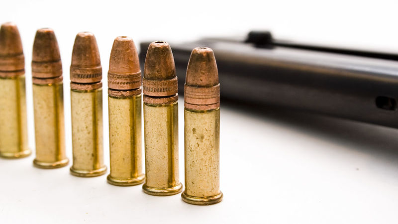 Bullets, picture from sxc.hu