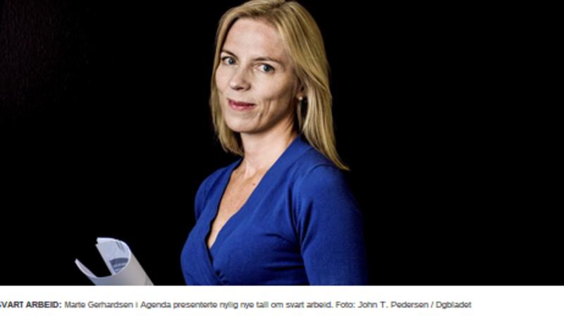 Faksimile Dagbladet.no