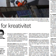 Kultur for kreativitet