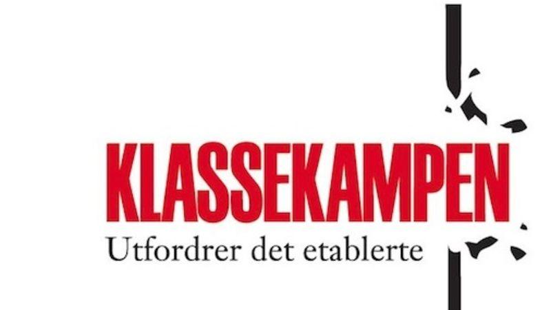 Logo Klassekampen