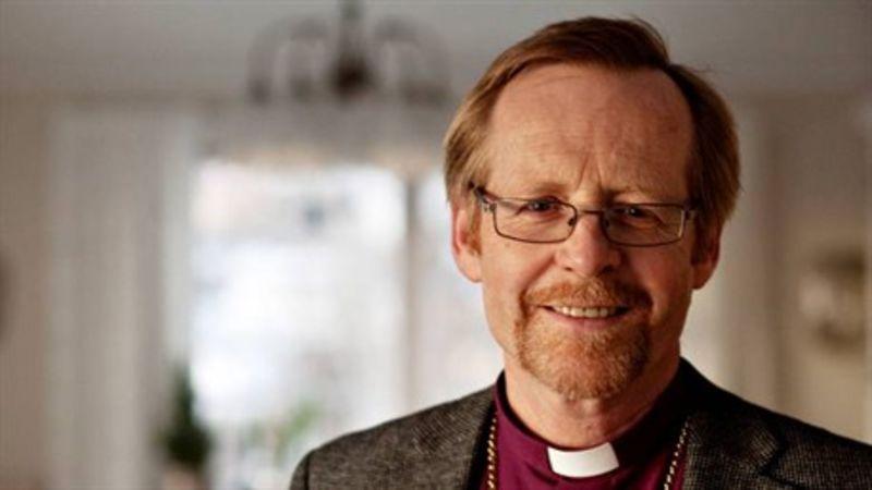 Halvor Nordhaug, foto av kirken.no