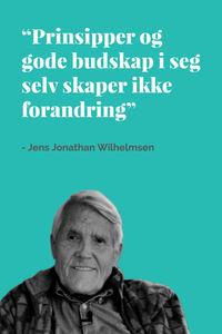 Episode 7: Etterkrigstid & Polarisering - Jens Jonathan Wilhelmsen