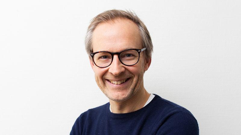 Hermund Haaland er utviklingsleder i Skaperkraft og leder Skaperkrafts nye Senter for Tro og Arbeid.